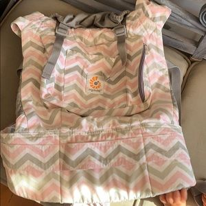 Baby ergo baby carrier